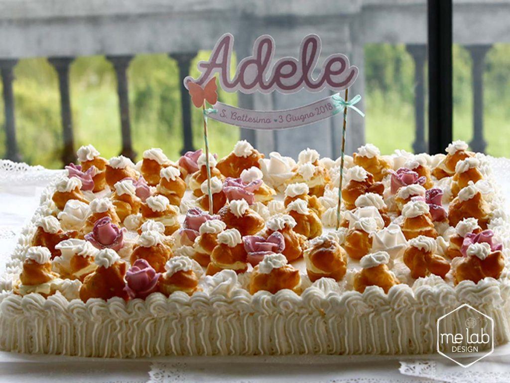 melabdesign-cake-topper-battesimo-bimba Creatività per eventi